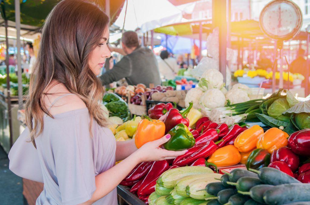 ako nakupovat zdravo