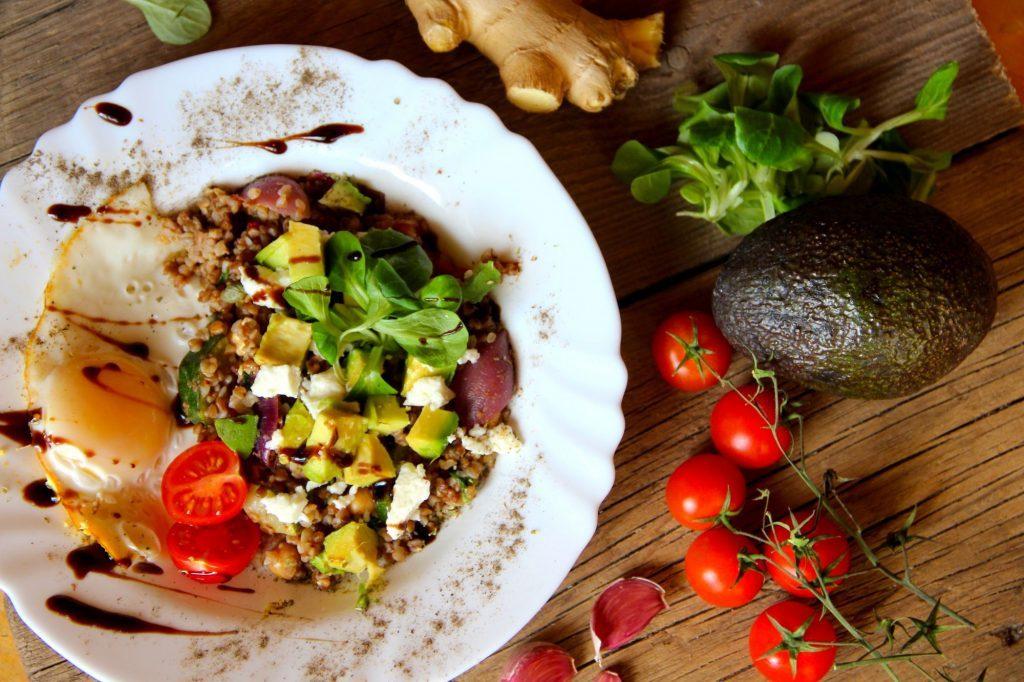 pohankovy salat