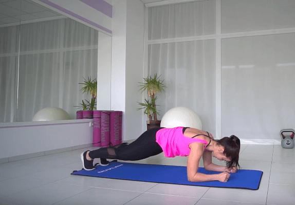 Cviky na brucho pre ženy, Cviky na brucho pre ženy + tréning