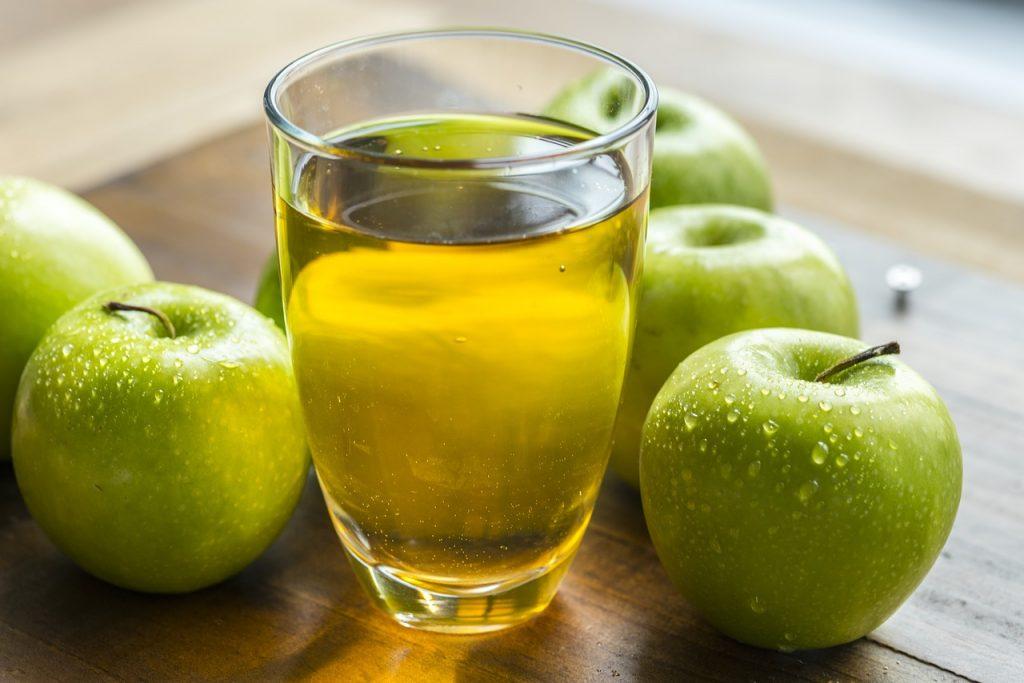 jablčný ocot na chudnutie