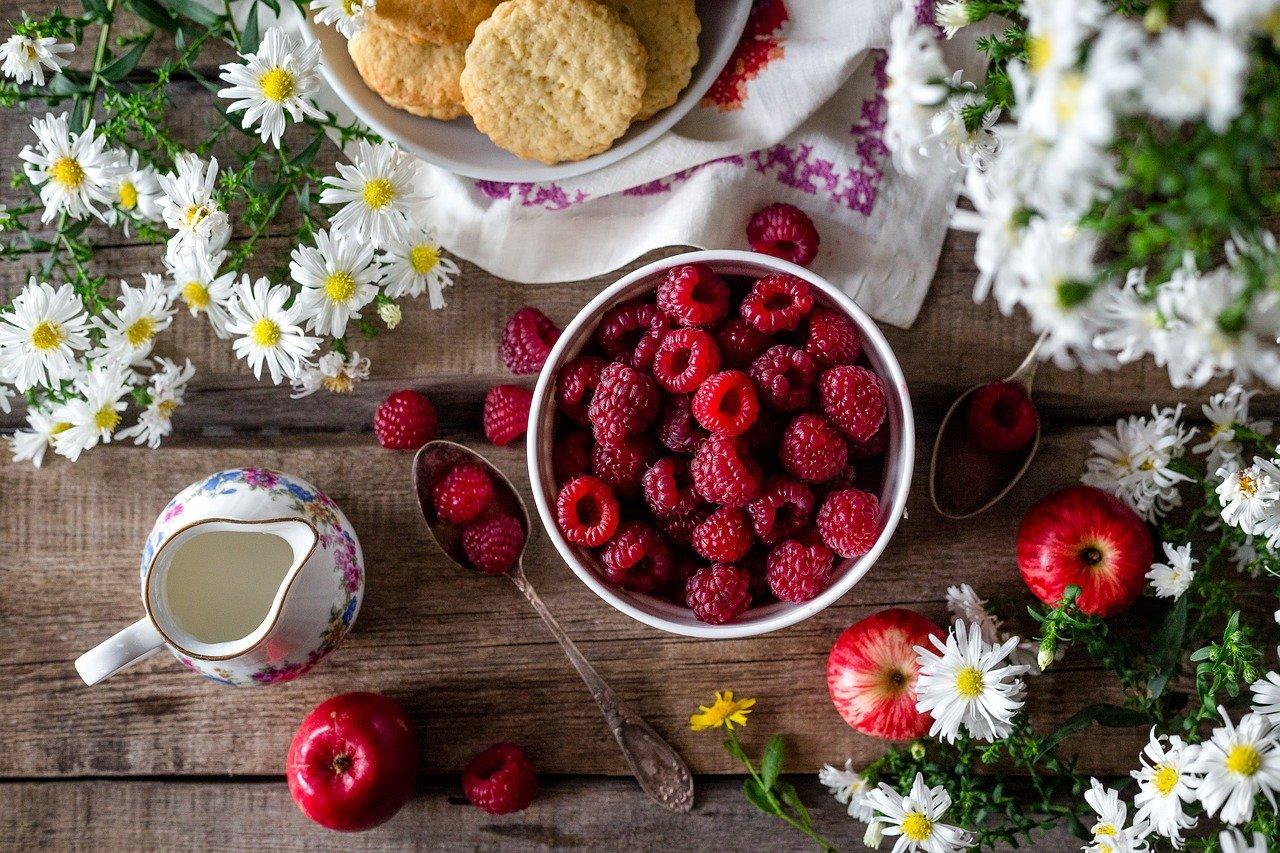 maliny zdravie, 5 výhod, ktoré maliny majú pre zdravie – oceníš ich aj pri chudnutí