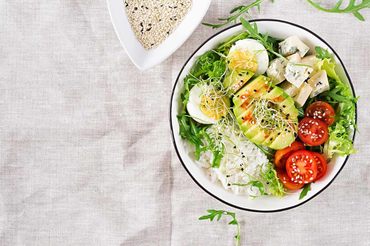 bezmäsité recepty, TOP7: zdravé a rýchle bezmäsité recepty na každý deň