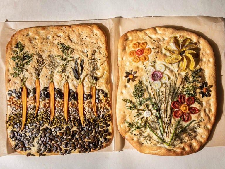slané pečivo na oslavu, Slané pečivo na oslavu ? Určite Foccacia! Dostane ťa chuťou talianskej kuchyne