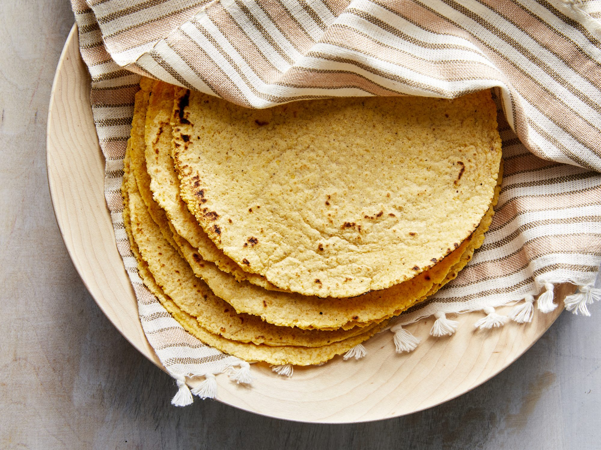 tortila recept, Tortila recept s cícerom – fit tip na rýchle jedlo
