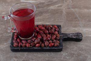 šípkový čaj, Šípkový čaj bohatý na vitamín C by si mal piť každý deň